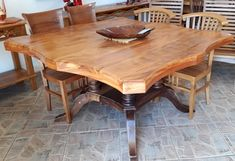Wooden Dining Table Designs, Wooden Dining Chairs, Wood Bed Design, Used Woodworking Tools, Wood Beds, Modern Design, Furniture, Phone, Home Decor