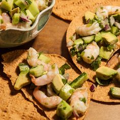 Shrimp Ceviche Recipe - CHOW.com
