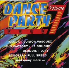 Dance Party Vol. 7 (1995) (Compilation) (FLAC) (Not On Label) (TOP 3825646-2)
