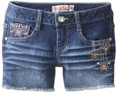 BESTSELLER! Squeeze Big Girls' Butterfly Shorts $9.03