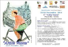 Sabato 22 e domenica 23 Novembre appuntamento in Piazza Bra con la manifestazione Ardita Veneta @gardaconcierge