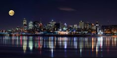 The most beautiful city in Canada !