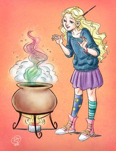 Read Luna Lovegood from the story Fɑnɑrt's Hɑrry Potter [Concluída] by Annikky (𝐀𝐧𝐚) with reads. Harry Potter World, Fanart Harry Potter, Arte Do Harry Potter, Harry Potter Artwork, Harry Potter Drawings, Yer A Wizard Harry, Harry Potter Love, Harry Potter Universal, Harry Potter Fandom