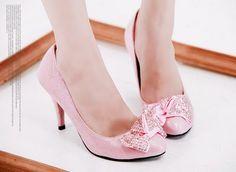 Patricinha: Sapatos