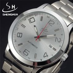 $32.53 (Buy here: https://alitems.com/g/1e8d114494ebda23ff8b16525dc3e8/?i=5&ulp=https%3A%2F%2Fwww.aliexpress.com%2Fitem%2FSHENHUA-Luxury-Brand-Military-Clock-Calendar-Stainless-Steel-Men-Casual-Mechanical-Watch-Fashion-Male-Dress-Automatic%2F32737236579.html ) SHENHUA Luxury Brand Military Clock Calendar Stainless Steel Men Casual Mechanical Watch Fashion Male Dress Automatic Watches for just $32.53