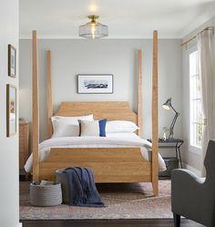 Eastmoreland Flush Mount | Lighting For The Bedroom | Rejuvenation