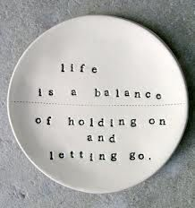 its all about find the balance.