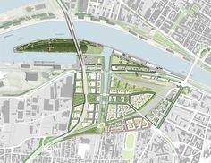 Atelier Jacqueline Osty & associés - Projets urbains