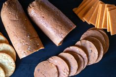 Vegan Deli Sliced Turkey Breast — 86 Eats Sliced Roast Beef, Sliced Turkey, Vegan Turkey, Vegan Meatloaf, Recipe Creator, Turkey Sandwiches, Vegan Butter, Vegans, Kitchens