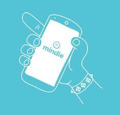 Vous êtes accro à Vine ? Vous adorerez #Mindie ! L'application française pour créer en quelques secondes vos mini-clips musicaux cartonne déjà aux États-Unis. L'avez-vous testée ? #HelloPhone