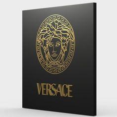 versace logo 2 | 3D Model