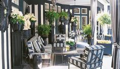 6 Gorgeous Porch Ideas for Summer -- One Kings Lane