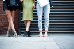 Street Style From New York Fashion Week, Day Seven - The Cut