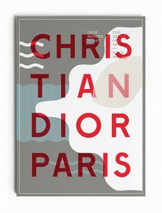 Les Graphiquants - Christian Dior