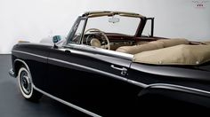 Mercedes-Benz 220 SE Cabriolet A/C -