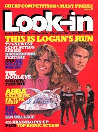 John Kenneth Muir's Reflections on Cult Movies and Classic TV: Logan's Run: The Series in The Press