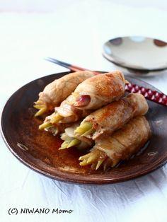 みょうがの肉巻き 甘酢だれ by 庭乃桃 | レシピサイト「Nadia | ナディア」プロの料理を無料で検索