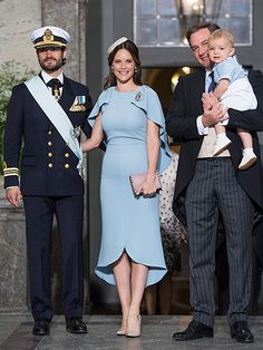 Princess Madeleine's Husband Says They Will Have More Kids: 'Both of Us Want a Big Family'| The Royals, Princess Madeleine