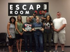 This group of agents escaped in 50 minutes!