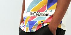 """Signature Geometric"" #tshirt by #stndrdissue #mens #fashion #streetwear"