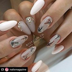 Fall Nail Art Design