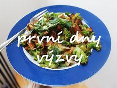 Jídelníčky z prvních 4 dnů výzvy+ krátké video :) Tacos, Pizza, Mexican, Ethnic Recipes, Food, Fitness, Youtube, Essen, Meals