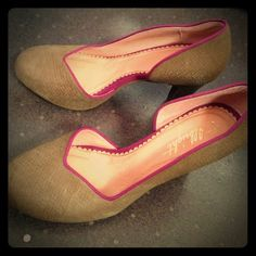 Miss Albright heels Gorgeous! Excellent condition, only worn once. Anthropologie Shoes Heels