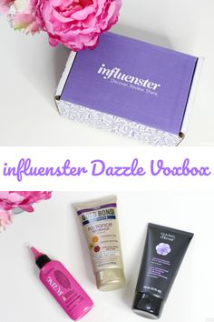 Influenster Dazzle Voxbox