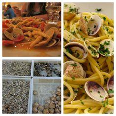MsMarmiteLover: A holiday in Puglia - spaghetti vongole