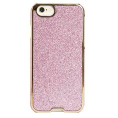 Agent 18 Inlay Apple iPhone 6/6s Phone Case - Pink Glitter