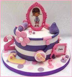 Tortas De Cumpleaños Doctora Juguetes | Albertdeker Blog