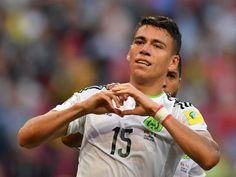 #DESTACADAS:  Moreno enamora a la Roma - Informador.com.mx