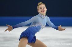 フィギュア女子シングルで4位のゴールド、ソチ五輪