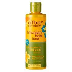 Alba Hawaiian Complexion Balancing Hibiscus Facial Toner- 8.5oz $7.19