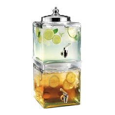 I pinned this Del Sol 2 Tier Cube Drink Dispenser from the Lawn Party event at Joss and Main!