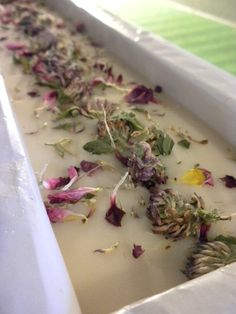 Wonderful, fragrant handmade soap