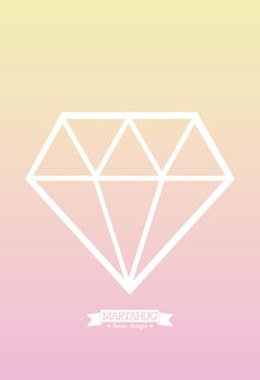 Wallpaper diamond by MARTAHUG