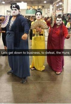 Mulan? #lol #haha #funny