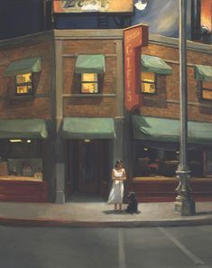 Night Wind, 2006 by Sally Storch (b. 1952)