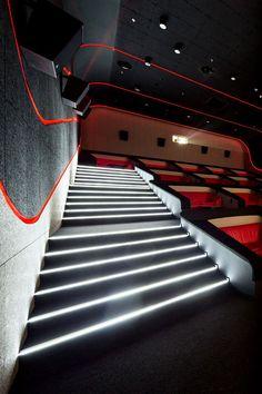 Multiplex Atmocphere cinema by Sergey Makhno on Interior Design Served