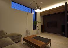 キャンバスのようなファサードの家・間取り(横浜市港北区) | 注文住宅なら建築設計事務所 フリーダムアーキテクツデザイン