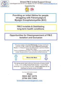 Bristol Fibromyalgia ME/CFS United Support Group