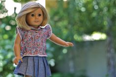 So I want to start out by saying that every American Girl Doll is at least a little bit betchy because they are expensive as fuck and don't do anything. They come with tons of accessories, which are also extremely expensive and if you want to take your narcissism to a whole other level, you can shell out even more money and get one that looks exactly like you.