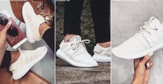 As much as we love our bright Common Projects and bold Stan Smiths, sometimes we're after something a bit more subtle. Check out the Tubular Viral from Adidas –a sportier footwear choice than the much-loved sneaker, we're turning to this cool new offering for those times when we want a seriously anonymous footwear style.