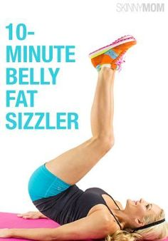 Sizzle of the fat with this workout