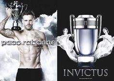 Le nouveau #parfum #invictus de #pacorabanne