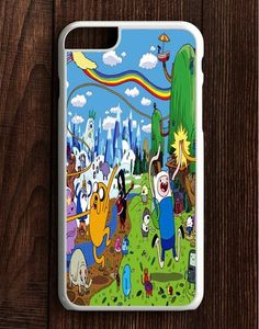 All Character From Adventure Time iPhone 6 Plus | 6S Plus Case