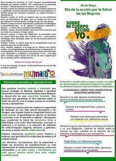 Folleto informativo sobre Salud en la Mujer
