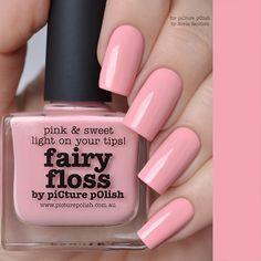 Nail Polish Fairy Floss