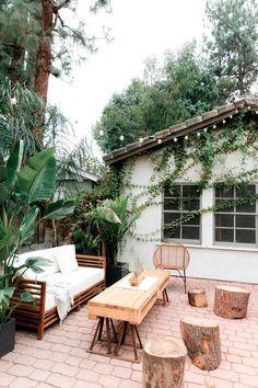 Ideas para decorar la terraza - Fotografía: ©Angelica Marie